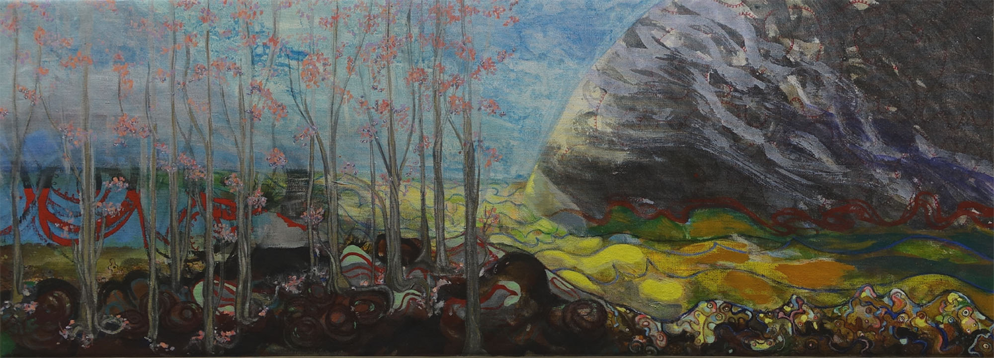 Elisabeth Fux Mattig, One Life, Winter